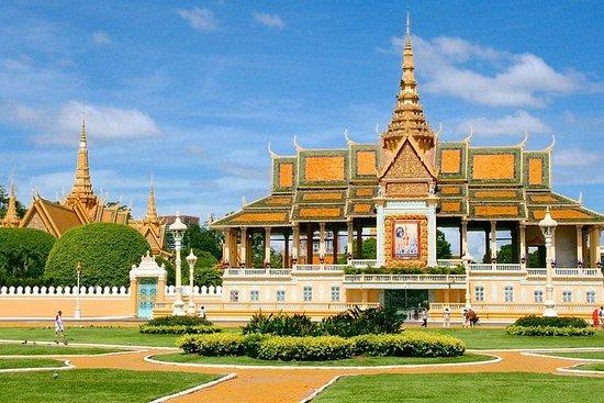 Fulltids Phnom Penh City Tours