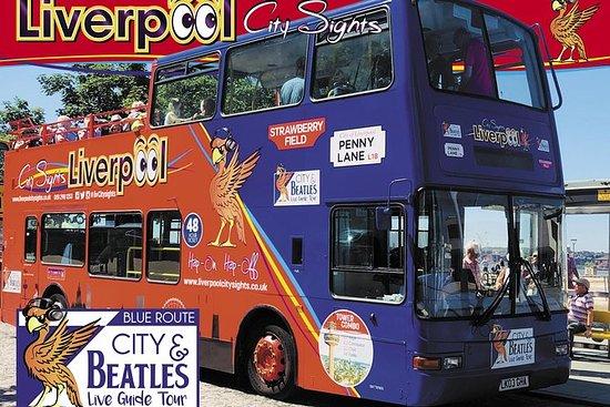 City & Beatles Tour - BLAUWE ROUTE
