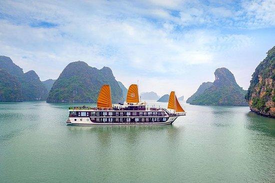 Peony Cruise Lan Ha Bay Halong Bay 2...