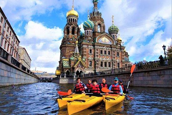 Kayak Tour in St. Petersburg's City...