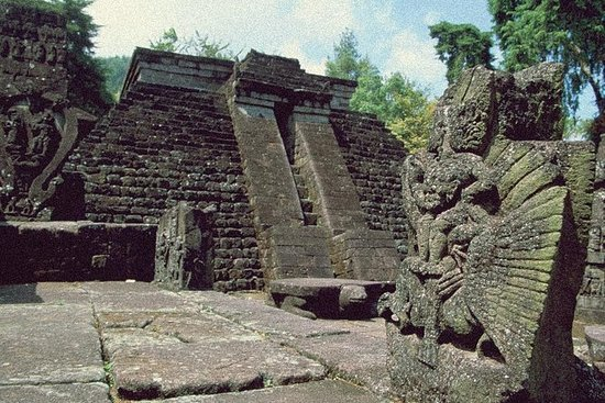 Sukuh Erotic Temple and Plantation...