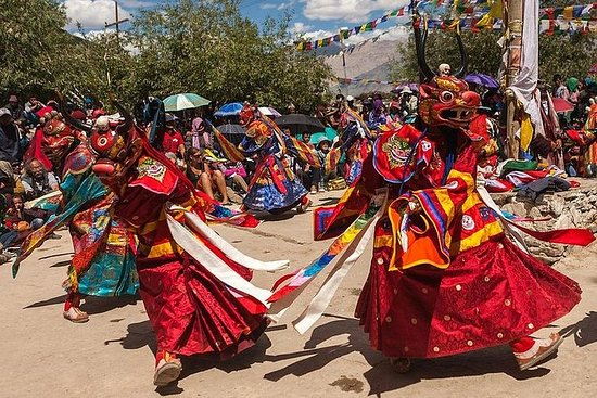 Ladakh Zanskar Sani Festival Tour