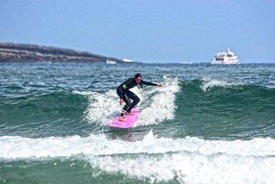 Stage de surf 5 jours