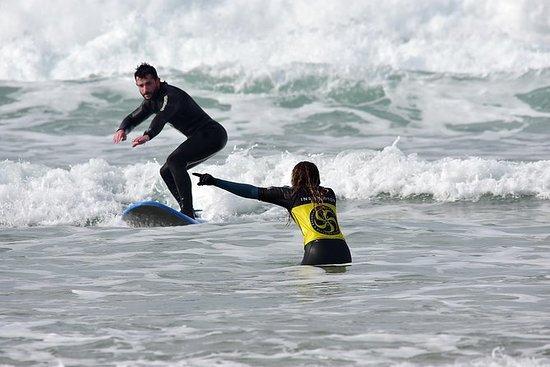 Cours de surf 1 jour