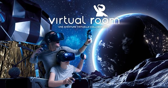 Villeneuve d'Ascq, Frankrike: Virtual Room Lille