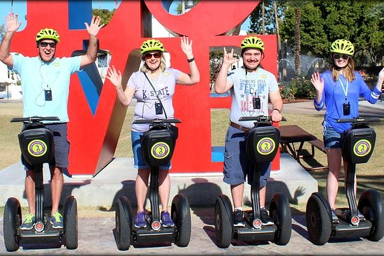 10am Old Town Scottsdale Segway Tours