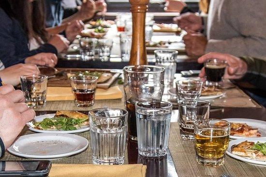 St. John's mat og vin tur