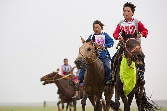 Mongolia Høydepunkter tur med Naadam...