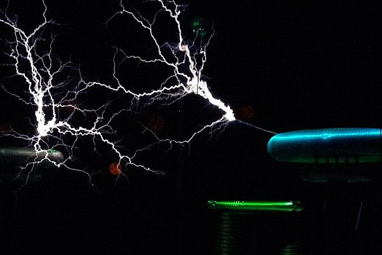 Electrical Museum of Nikola Tesla...