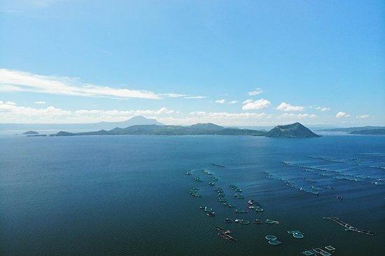 ベストタール火山 - タガイタイ1日ツアー(送迎付き)