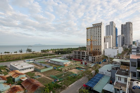 Window View - Picture of Sea Vista Boutique Hotel, Da Nang - Tripadvisor