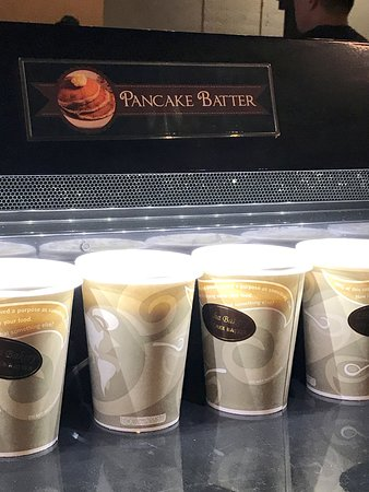 pre-packaged pancake batter