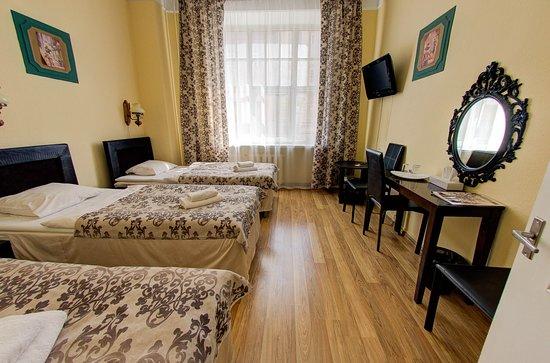 Interior - Picture of Viktorija Hotel, Riga - Tripadvisor