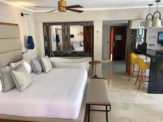 Grand Palladium Bavaro Suites Resort & Spa: Superior Junior Suite