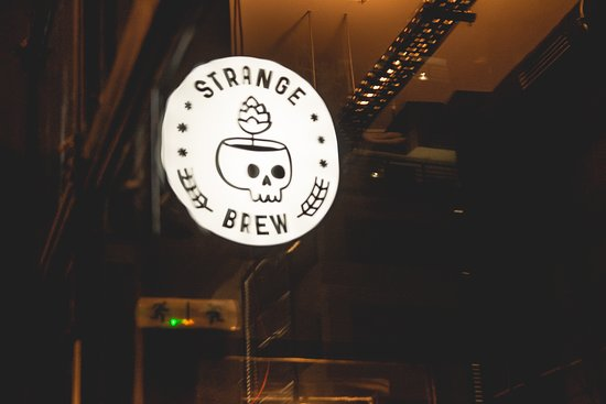 Strange Brew Taproom & Bottleshop