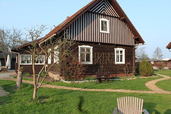 Шпреевальд, Германия: Spreewaldhaus am Spreewaldhof Leipe