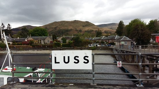 Luss Seafood Bar Picture