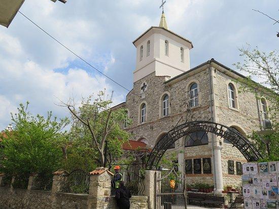 Church Dormition of Theotokos