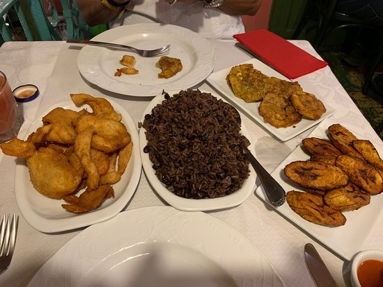 Excellent cuban food in the heart of Barcelona