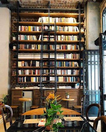 Books & Coffee Karakoy