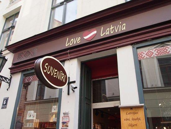 Love Latvia