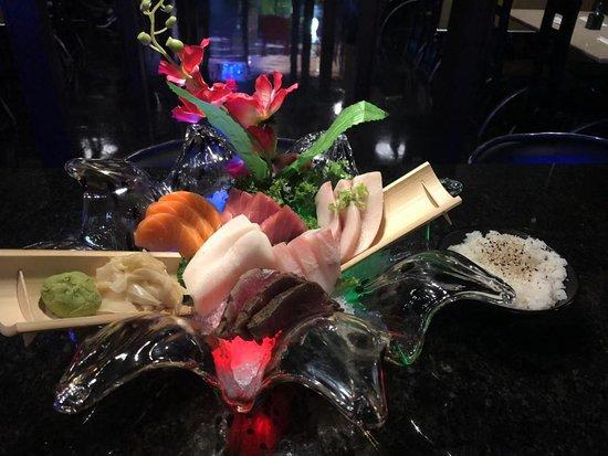 Image result for Bushido Sushi sarasota