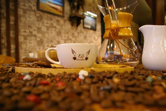 Tuana Duras Cafe: COFFEE