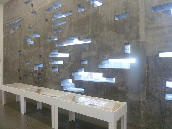TEA Tenerife Espacio de las Artes: Structure en béton !!!
