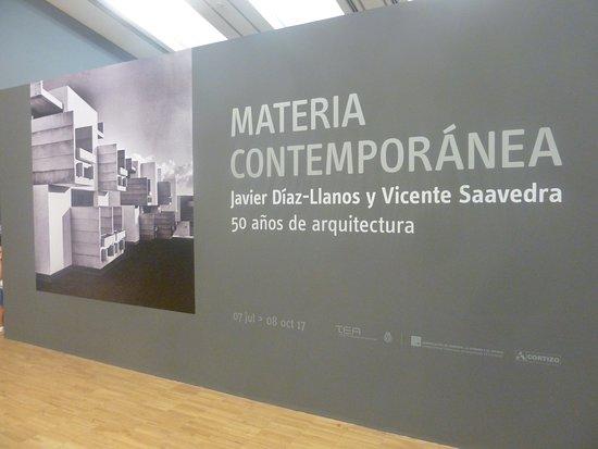 TEA Tenerife Espacio de las Artes: Expo en août 2017