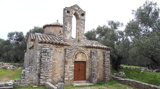 Church of Agios Georgios Diasoritis
