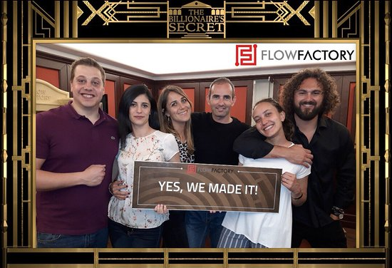‪Flow Factory Escape Room‬