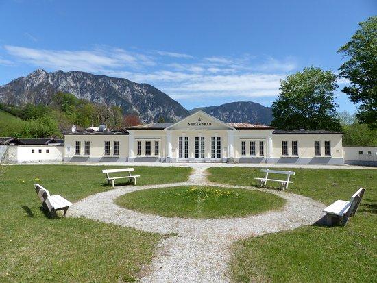 Alpenstrandbad Edlach