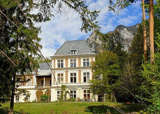 Schlossanlage/Villa Wartholz