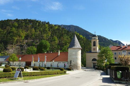 Reichenau an der Rax, Αυστρία: Schloss Reichenau