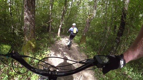 Trott'e Occitanie : Tour du lac de Montbel en Ariège