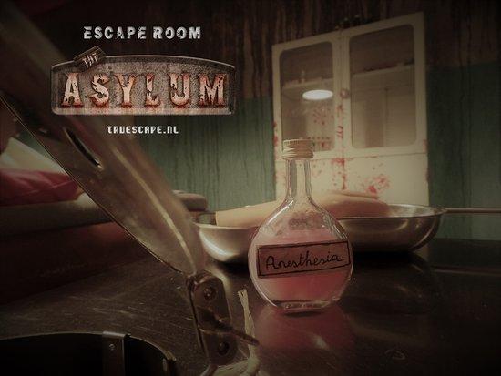 """Breda, Nederland: Escape Room """"The Asylum"""""""