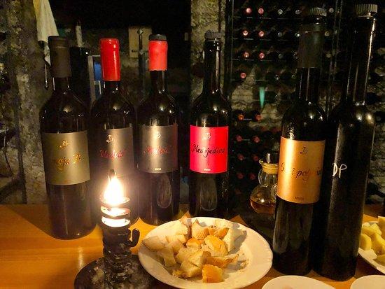 Dubokovic Wine