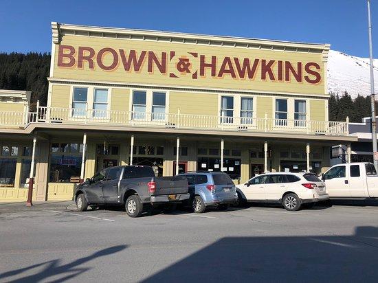 Brown & Hawkins