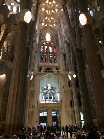 Eintrittskarte mit Audioguide: Basilika La Sagrada Familia: Sagrada Familia