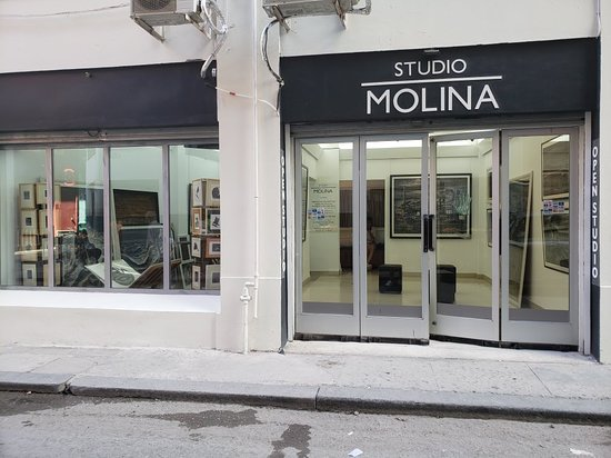 Open Studio Molina