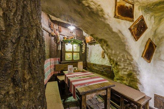 Vodogray Slavic Cuisine: Interiors