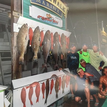 Screamn Drag Fishing Charters
