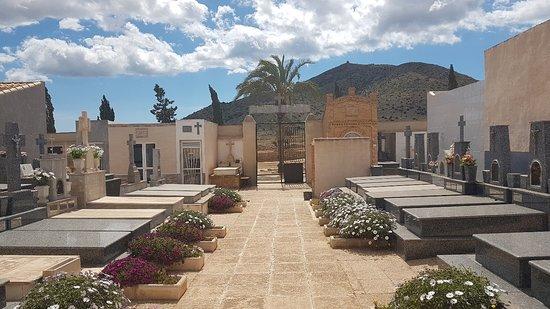 Cementerio San Gines de la Jara