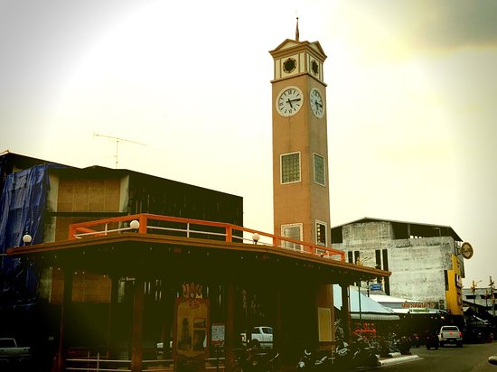 Vietnamese Memorial Clock Tower