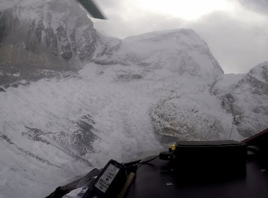 Everest Base Camp Helicopter Tour: Everest Base Camp Helicopter Tour