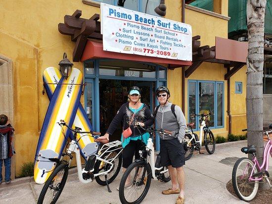 Pismo Beach Bike Rentals