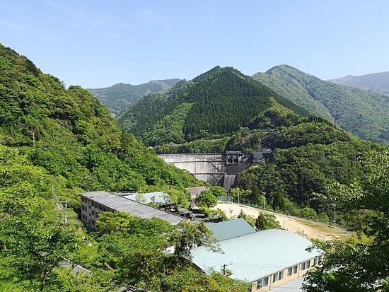 Kami Shiiba Dam