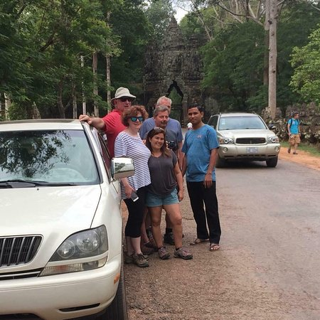 Angkor Guide & Driver