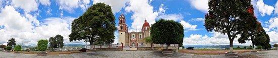 Capilla de Guadalupe, Meksyk: Hermoso pueblo del sur del Estado de México dónde se produce flor y vegetales, uno de los municipios mas importantes de México por la calidad de sus productos