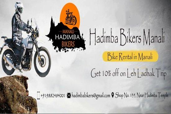 Hadimba Bikers Manali